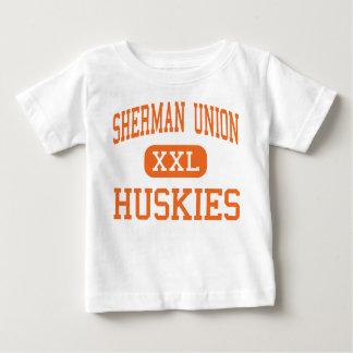 União de Sherman - roucos - alta - Moro Oregon Tshirts