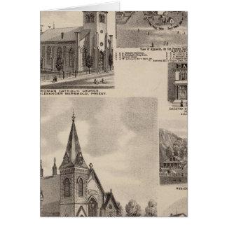 União presbiteriano, Minnesota Cartao