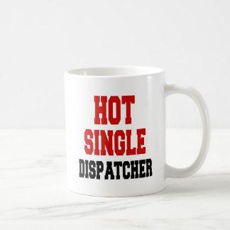 Único expedidor quente caneca de café