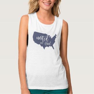 Unido nós estamos a camisa de América EUA