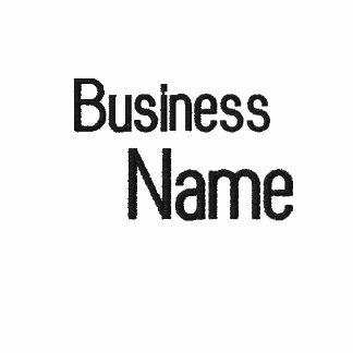 Uniforme bordado do nome da empresa da camisa camisa polo