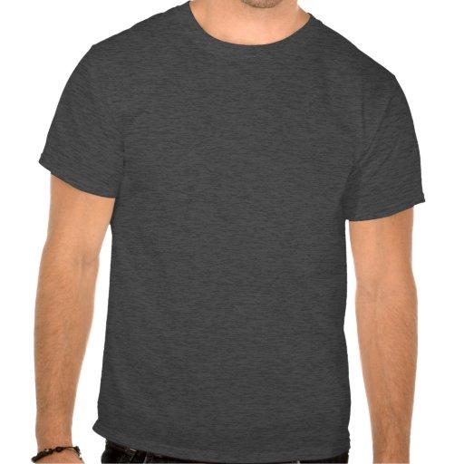 Uniforme da zona franca de arma t-shirt