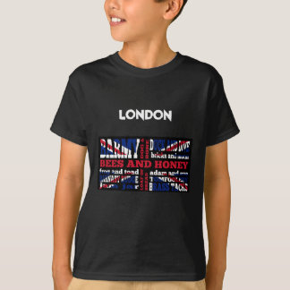Union Jack, calão de rima do cockney Camiseta