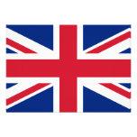 Union Jack Convites Personalizados