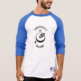 Universidade do Ballard-Basebol Ragland Tshirts