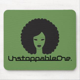 UnstoppableOne Femme Mousepad - verde