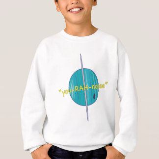 Uranus-Amarelo T-shirts