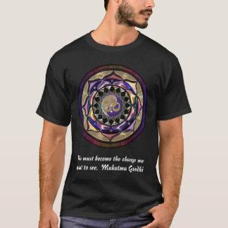 UROCK! Mandala da surpresa T-shirt