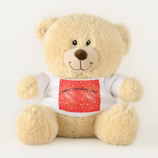 Ursinho De Pelúcia Urso efervescente dos corações