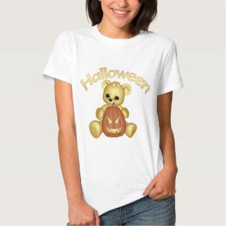 Ursinho do Dia das Bruxas Tshirts