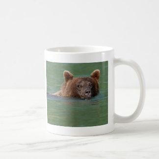 urso caneca de café