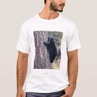 Urso Cub preto T-shirt