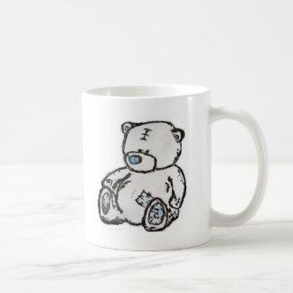 Urso de ursinho do sótão caneca