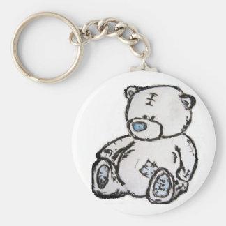 Urso de ursinho do sótão chaveiro