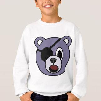 Urso do pirata camisetas