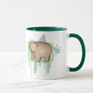 Ursos carnudos caneca