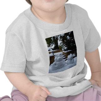 Ursos da neve camisetas