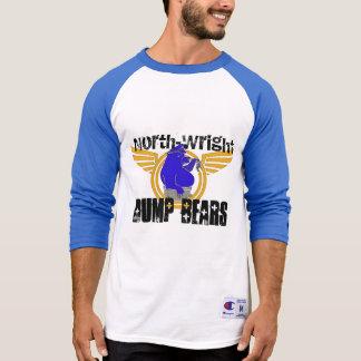 Ursos nortes da descarga de Wright Camisetas