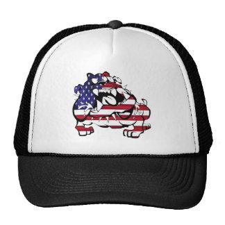US Bulldog Boné