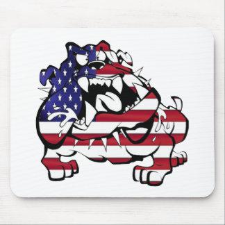 US Bulldog Mouse Pad