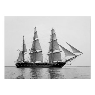 USS Constellation Posteres