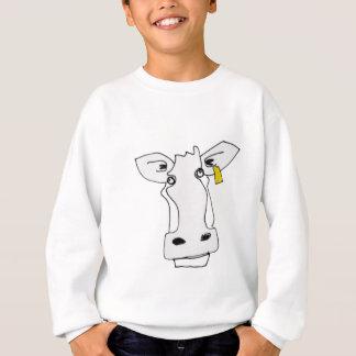 vaca confusa t-shirt