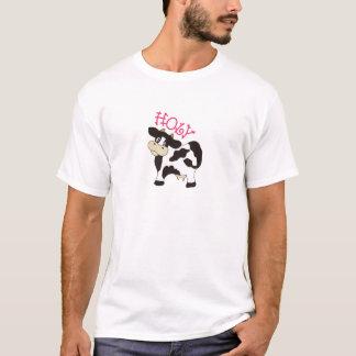 Vaca santamente t-shirts
