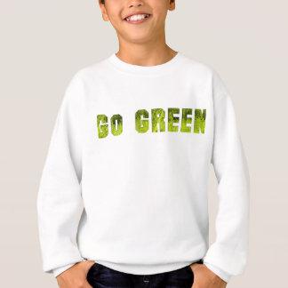 Vai o verde camiseta