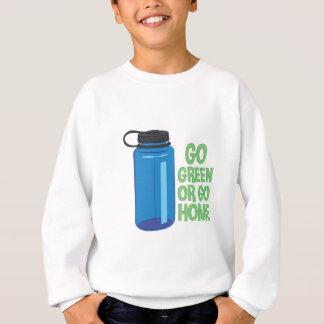 Vai o verde camisetas