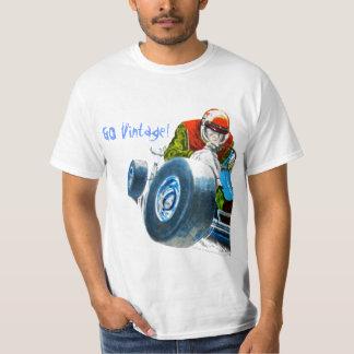 VAI o vintage! Karting T-shirts
