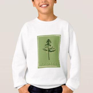 Vai White Pine verde Camiseta