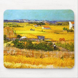Van Gogh: Paisagem perto de Arles Mouse Pad