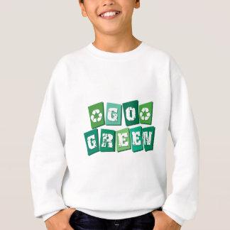 Vão os blocos verdes tshirt