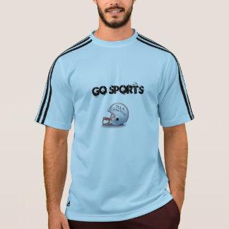 Vão os esportes! tshirts