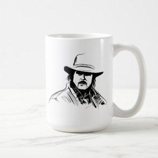 Vaqueiro novo caneca de café