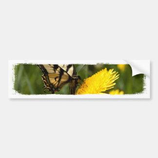Vara da borboleta adesivo para carro