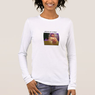 Ve4S-113, JESUS É SENHOR T-shirts
