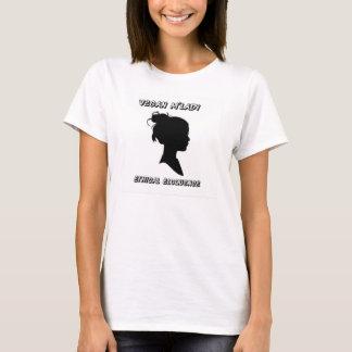 Vegan m'lady! tshirt