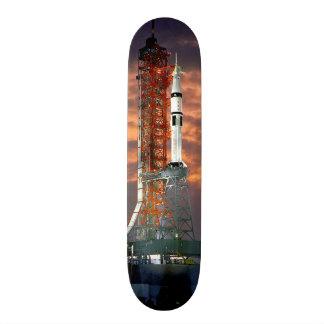 Veículo de lançamento de Apollo-Soyuz Shape De Skate 18,7cm