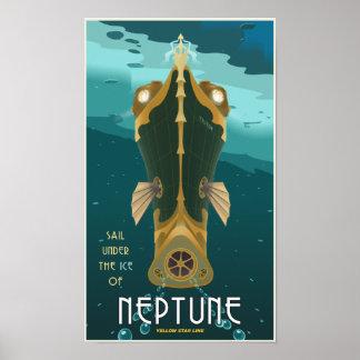 Vela Netuno Poster