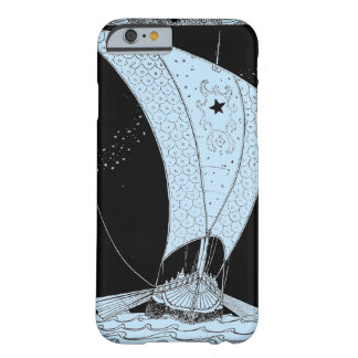 Veleiro do longship de Viking Capa Barely There Para iPhone 6