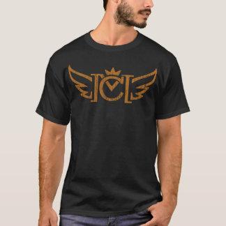 Velha escola do CM (ouro do vintage) Tshirts