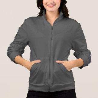Velo americano de Califórnia do roupa das mulheres Jaqueta