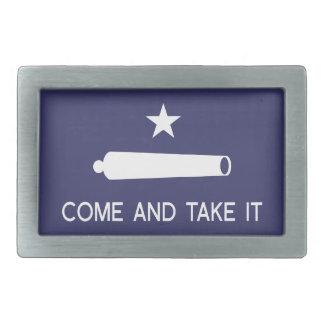 Vem tomar-lhe o ~ Texas da bandeira