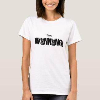 Vencimento da estada t-shirt