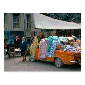 Vendedor ambulante, Cernobbio, Como Cartão Postal