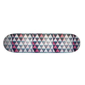Vendo o triângulo dobro projetar skate