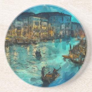 Veneza Canale grandioso Porta Copo