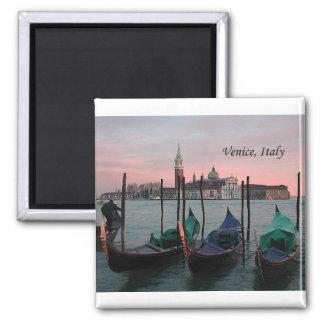 Veneza, Italia 2 (por St.K.) Ímã Quadrado