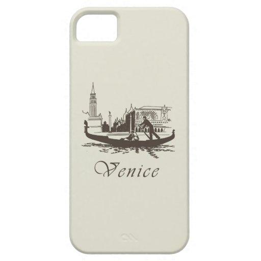 Veneza retro capa iPhone 5